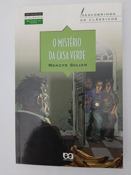 Livro - O Mistério Da Casa Verde