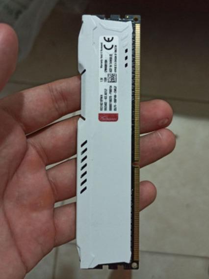 Memória Ram Hyperfury 4gb + I3 3210 Placa Integrada