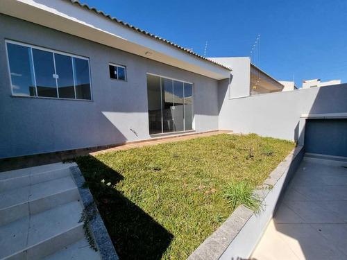 Imagem 1 de 15 de Casa Para Venda Em Guarapuava, Santana, 3 Dormitórios, 1 Suíte, 2 Banheiros, 2 Vagas - Cs-0096_2-1220924
