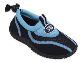 Sunville Niños Pequeños Atleticos Zapatos De Agua Calcetin