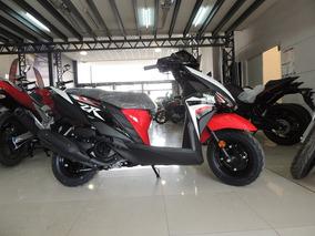 Yamaha Ray Zr 115 Scooter Tarjeta Hasta 18 Cuotas Fijas