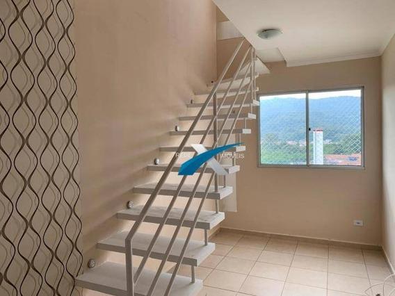 Apartamento Para Venda Tipo Cobertura Duplex No Bairro Vila Mogilar Em Mogi Das Cruzes - Sp. - Co0715