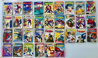 Hq´s Revistinhas Antigas De Heróis Da Marvel (1987 À 1995)