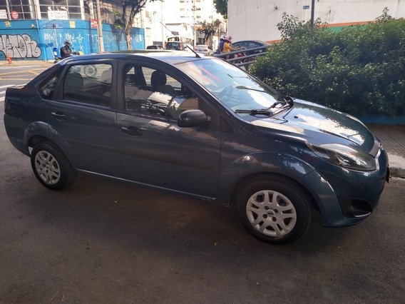 Ford Fiesta Sedan 1.6 Fly Flex 4p 2011
