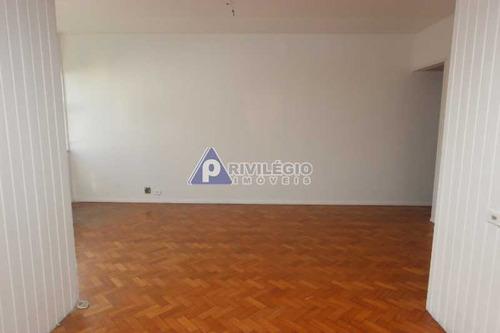 Apartamento À Venda, 3 Quartos, 1 Suíte, 1 Vaga, Ipanema - Rio De Janeiro/rj - 21366