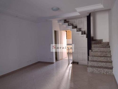 Imagem 1 de 30 de Sobrado Com 3 Dormitórios À Venda, 135 M² Por R$ 510.000,00 - Jardim Valdibia - São Bernardo Do Campo/sp - So1179