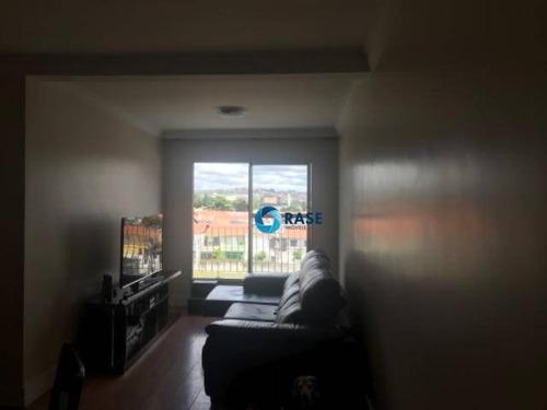 Imagem 1 de 13 de Apartamento À Venda, 68 M² Por R$ 380.000,00 - Socorro - São Paulo/sp - Ap11227