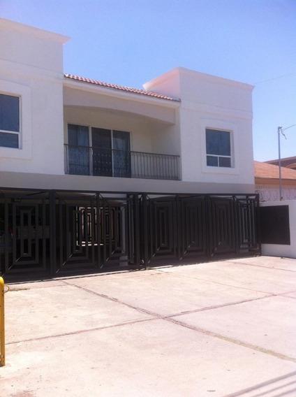Renta Departamento Amueblado En San Felipe!!