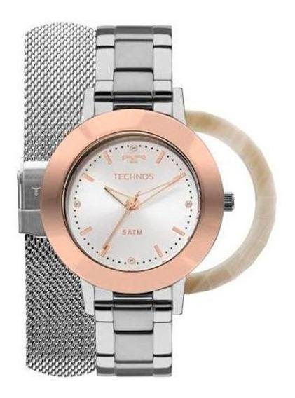 Relógio Technos Feminino 2035mlk/t1k