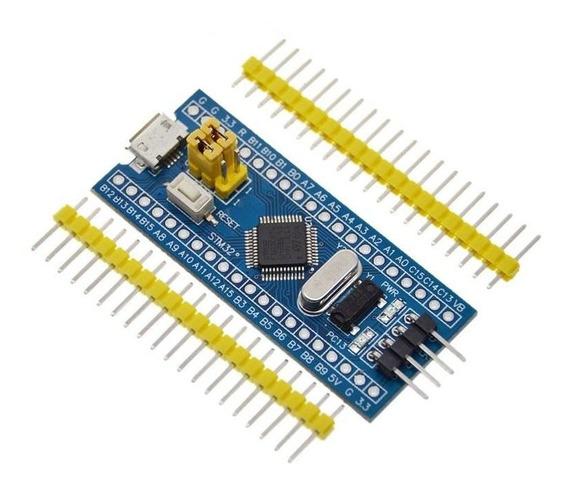 Stm32 Placa Desenvolvimento Stm32f103c8t6 Arduino 5 Peças