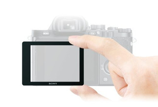 Sony Pcklm16 Cámaras Digitales Protector De Pantalla Lámin