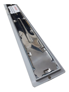 Ralo Banheiro Linear Oculto 5x70 Invisivel Sifonado (piso)