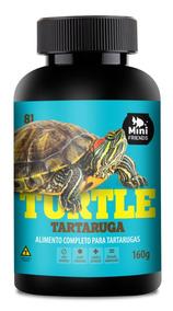 Mini Friends - Alimento Premium Para Turtle (tartaruga) -