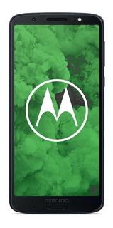 Celular Motorola Moto G6 Xt1925 32gb Indigo 5.7 Open Box