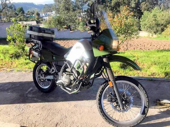 Kawasaki Klr 650, Estado Perfecto