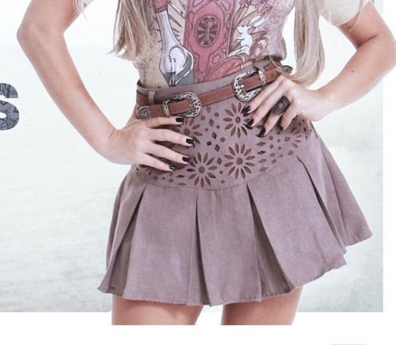 Shorts Saia Corte Laiser Perfect Way 61429