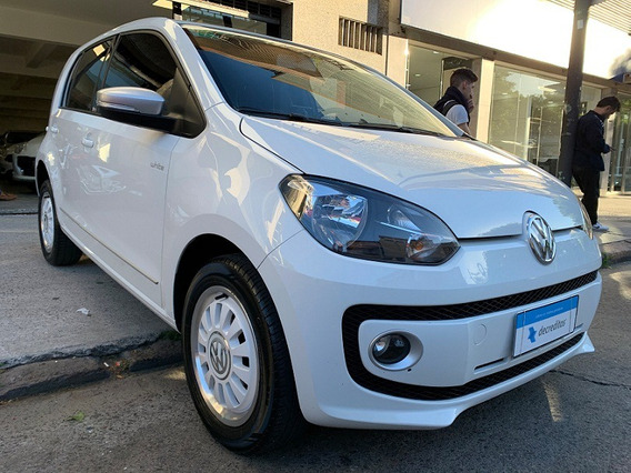 Volkswagen Up 1.0 White 5ptas