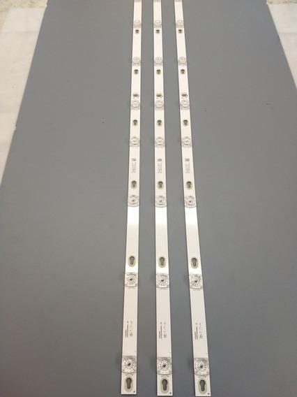Barramento Led Tcl Novo L43s4900 /l43f1b/ D43a810,/ 43d2900