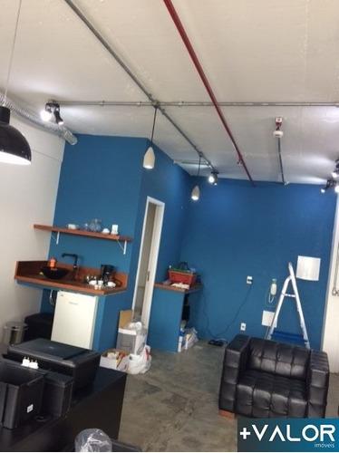Imagem 1 de 7 de Sala Para Venda No The Blue - Sl110 - 69713920