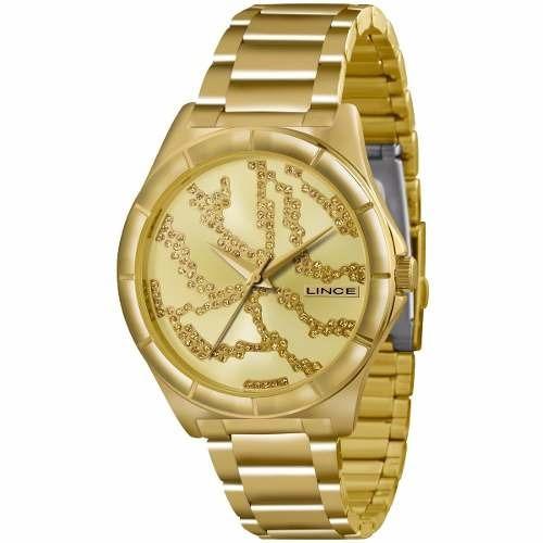 Relógio Lince Lrgk042l Cxkx