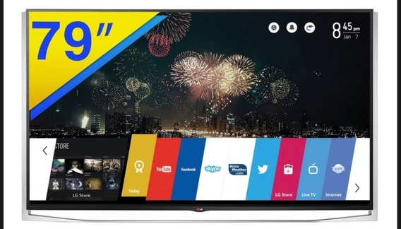 Tv LG De 79 Polegadas 4k Ultra Hd