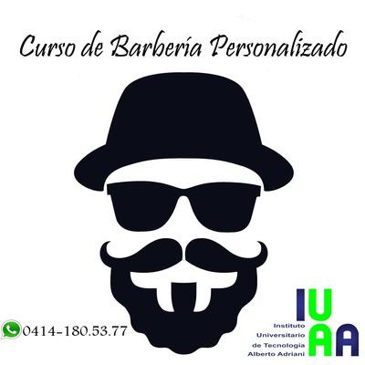 Curso De Barbería Personalizado (incluye Los Materiales).