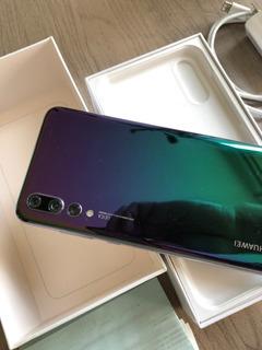 Huawei P20 Pro 128gb Muy Cuidado Oportunidad