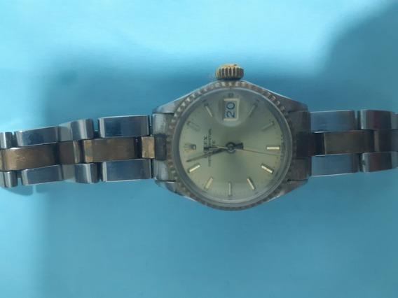 Relógio Rolex Qyser Perpetual
