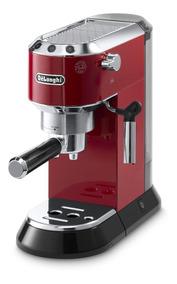 Delonghi Cafetera Espresso Dedica - Rojo Ec685.r