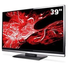 Tv 39 Led Aoc Le39d0330 Full Hd Com Conversor Digital E Ent