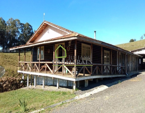 Imagem 1 de 30 de Linda Chácara Com Excelente Localização, Medindo 31.600 Mts², Residencial À Venda, Bom Retiro - Ch00009 - 31955882