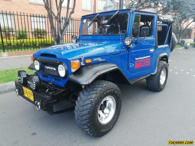 Toyota Fj 40 Mt 4x4 2400cc