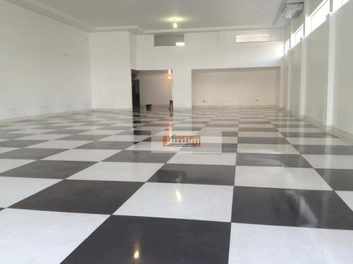 Salão Comercial À Venda, Vila Moinho Velho, São Paulo - Sl0014. - Sl0014