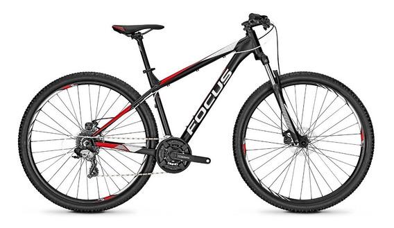 Bicicleta Montaña Focus Whistler Core 27.5 Negro 24g