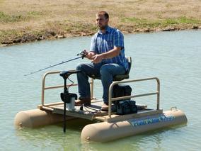 El Mejor Mini Bote Para La Pesca.