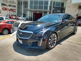 Cadillac Cts 6.2 At V 2016
