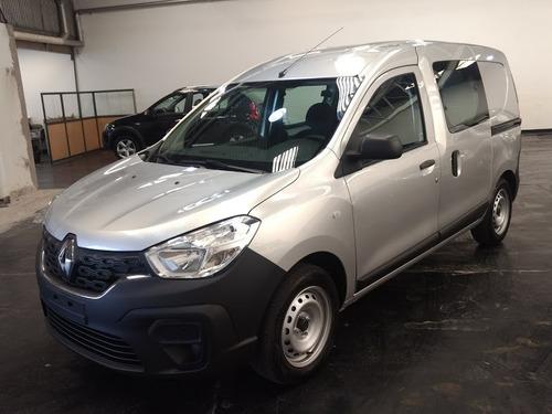 Renault Kangoo 1.6 Furgon Ph3 Confort 5as Lc (ca)