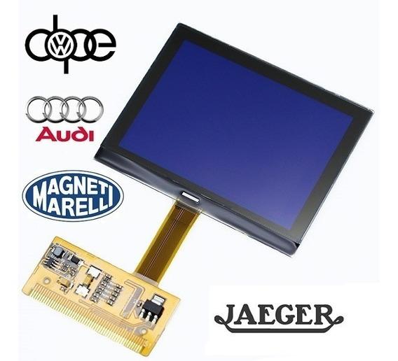 Display Lcd Computador De Bordo Audi Tt Gol G3 Gti Marelli