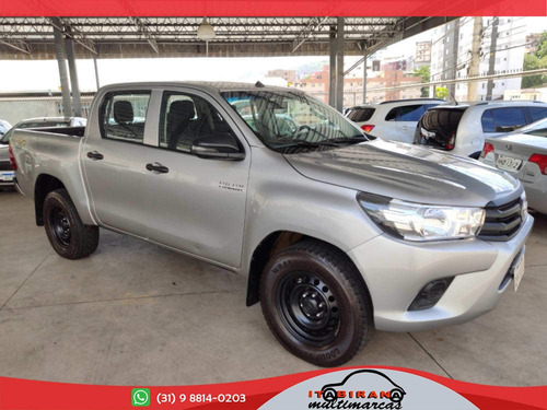 Toyota Hilux 2.8 Std, Power Pack Diesel 2019