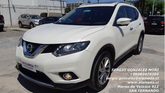 Nissan X-trail Exclusive 4x4 2018