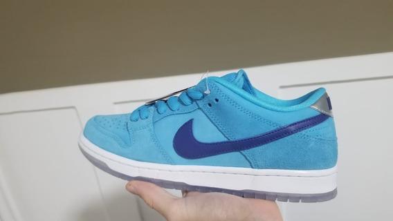 Nike Dunk Blue Fury - Novo Na Etiqueta - Tamanho 39