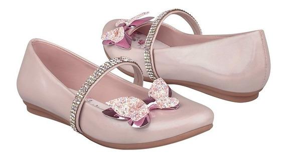 Zapatos Casuales Para Niña Miss Pink 181030 Rosa