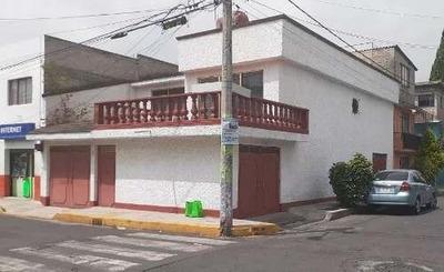 Oportunidad Casa En Venta De 3 Recamaras, Esquina, Las Peñas Iztapalapa.