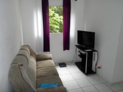 Ótimo Apartamento Cdhu No Jardim Umuarama Em Itanhaém - 1416