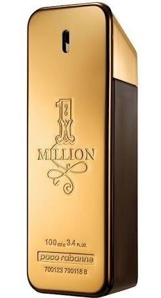 Perfume 1 Million 100 Ml Paco Rabanne