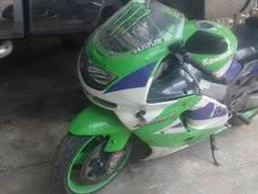 Kawasaki 900 Verde Monster