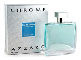 Azzaro Chrome -- Caballero -- 100% Original (100ml)