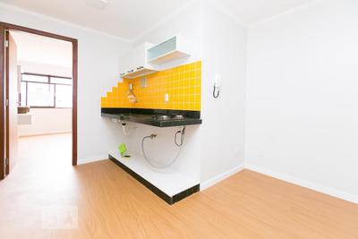 Apartamento No 2º Andar Com 1 Dormitório - Id: 892860927 - 160927