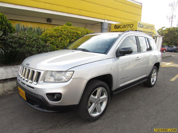 Jeep Compass Limited 2.4 At 4x4