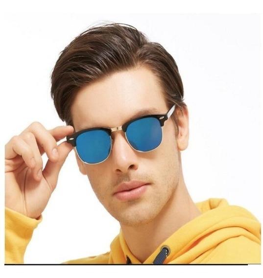 Gafas De Sol Hombre Clasicas Elegantes Con Filtro Uv 400